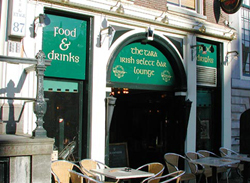 The Tara, one of the Irish pubs with a Dutch twist